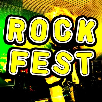 Rock Fest - Fundraiser for Krakatoa