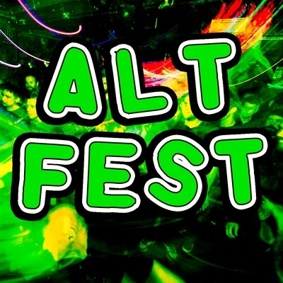 Alt Fest - Fundraiser for Krakatoa