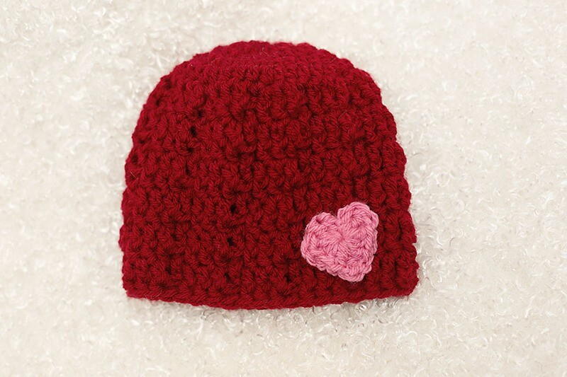 Addison Beanie Crochet Pattern