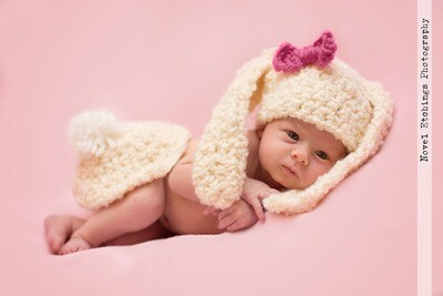 Bunny Baby Crochet Pattern