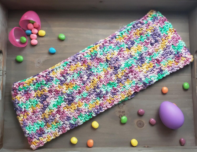 Spring Time Cowl Crochet Pattern