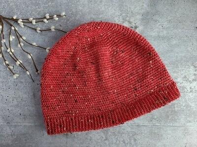 Capelet Beanie Crochet Kit