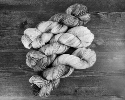 Custom Yarn and Crochet Hook