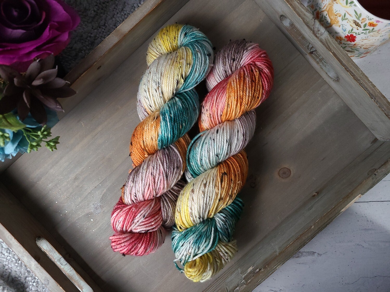 Salem Hand Dyed Yarn