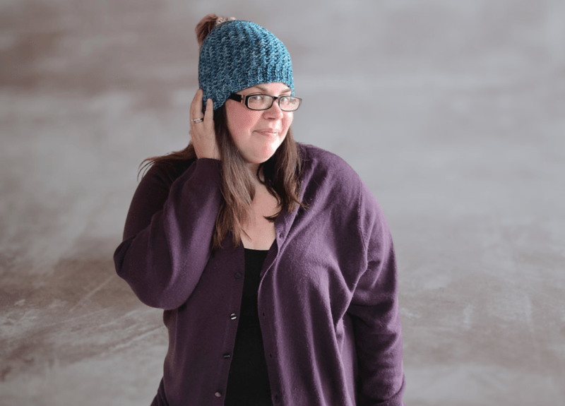Enchanted Beanie Crochet Kit