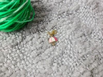 Umbrella Stitch Marker