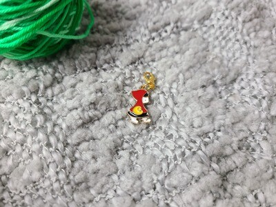 Little Red Riding Hood Stitch Marker
