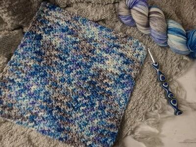 Square #4 Sydney (2) Crochet Square (Destination Blanket)