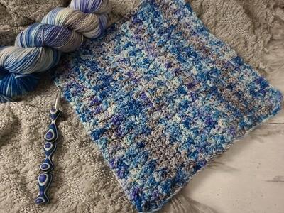 Square #3 Sydney (1) Crochet Square (Destination Blanket)