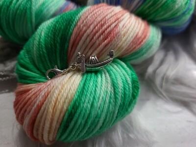 Italy Stitch Marker