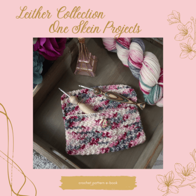 Leither Collection One Skein Project E-Book