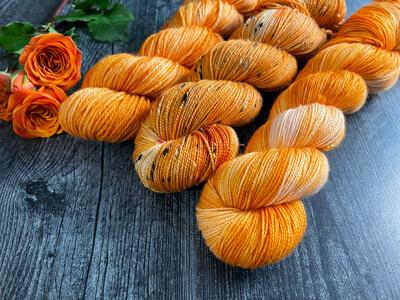 Autumn Hand Dyed Yarn - It's Fall Ya'll Collection