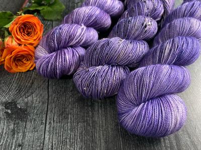 Fallen Hand Dyed Yarn - It's Fall Ya'll Collection