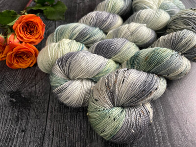 It's Fall Ya'll Hand Dyed Yarn - It's Fall Ya'll Collection