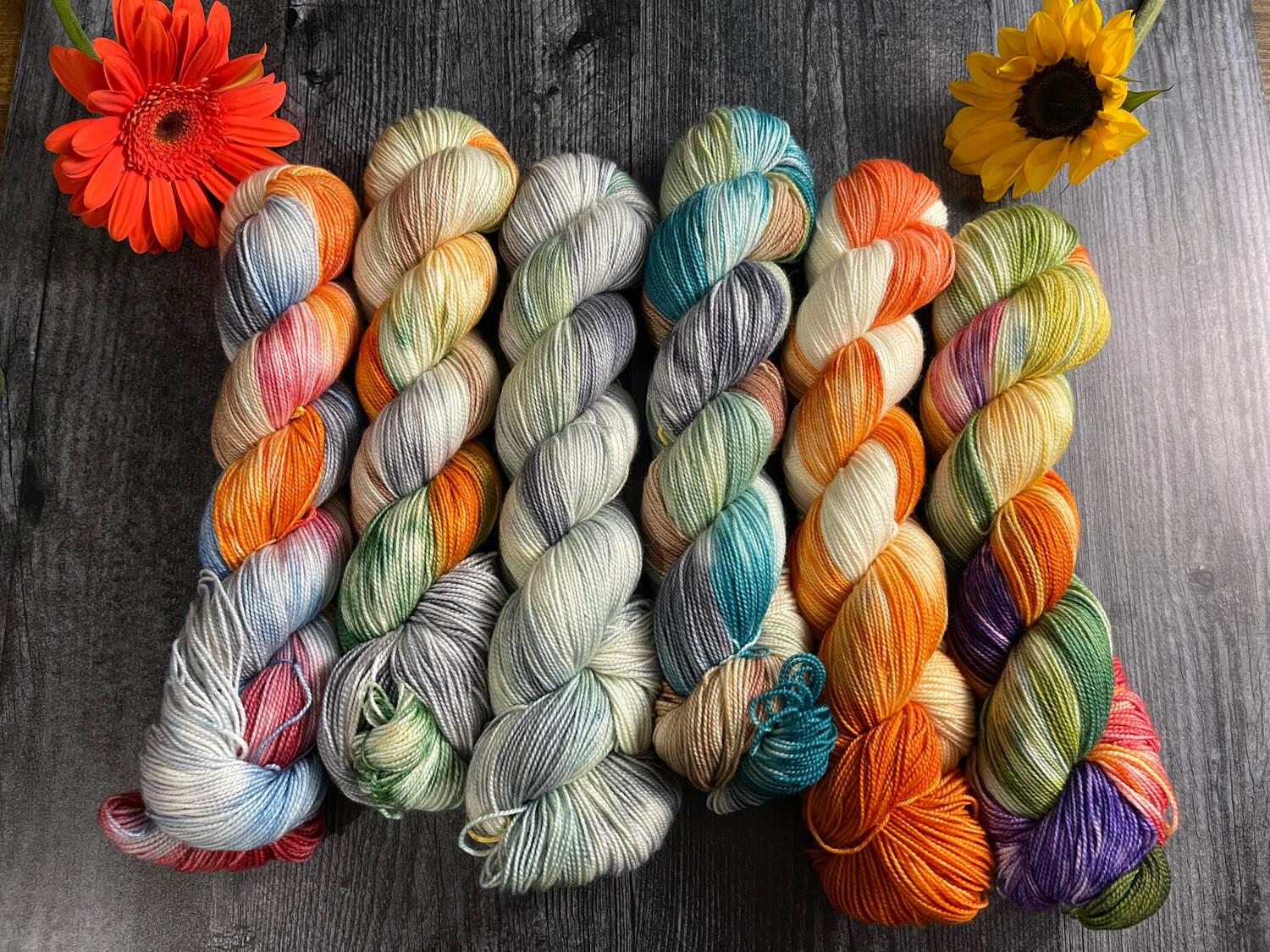 It's Fall Ya'll Collection Full Skein Set Pre-Order