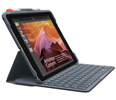 Smart Keyboard für iPad 10.2 (7. Generation) – Deutsch
