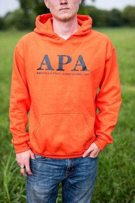 Youth orange Hoodie