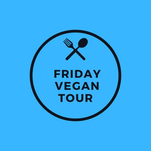 Vegan Food Tour, Friday 24 September 2021