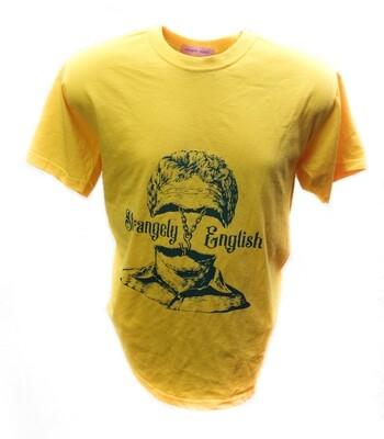 Strangely English tshirts