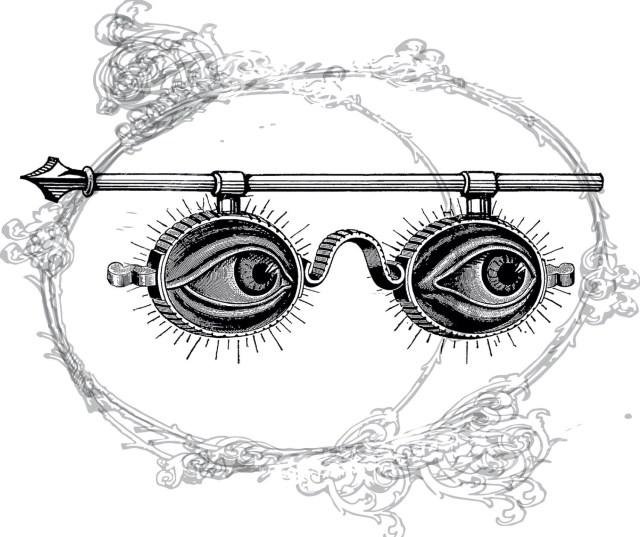 Strange Eye Frames