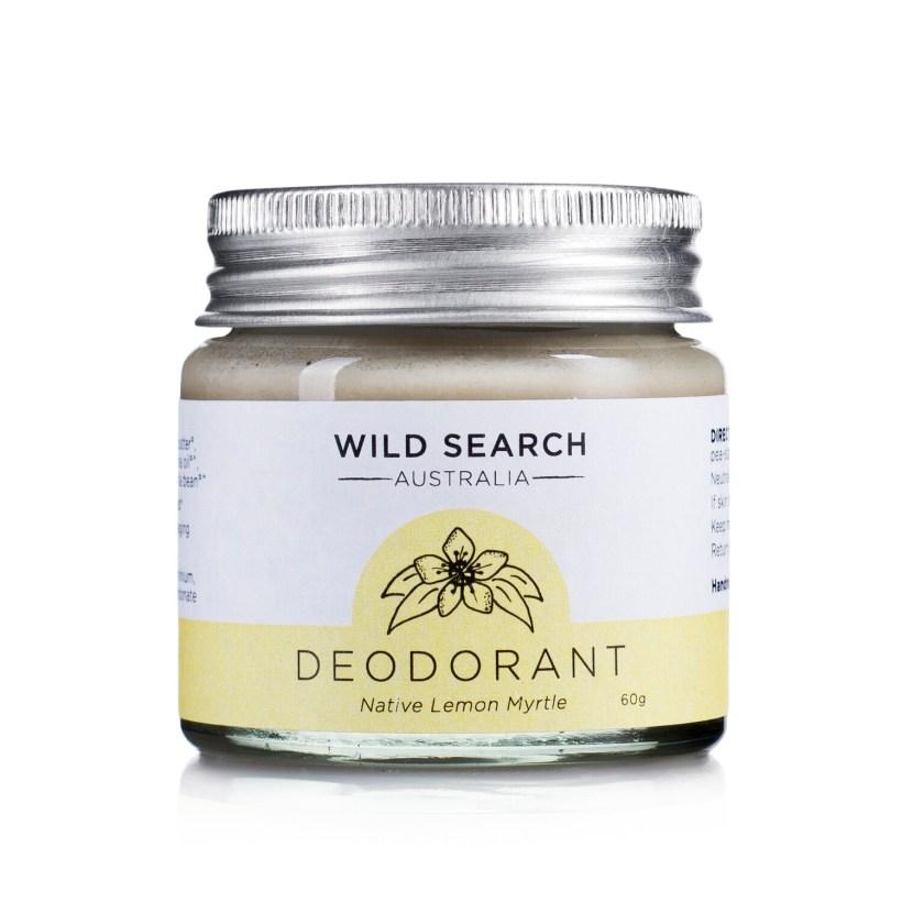 Deodorant - Lemon Myrtle (60g)