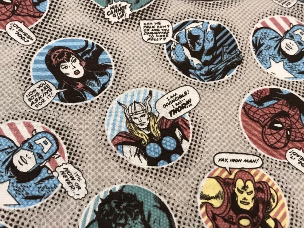 Heroes2 Premium Face Mask