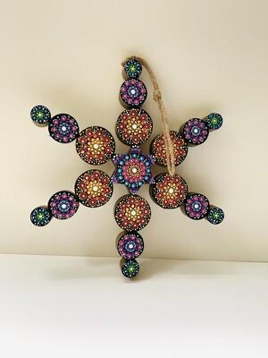 Mandala Star Home Decor