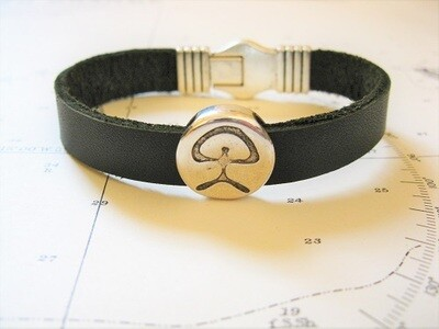 Lucky travel bracelet ~ Indalo mojo