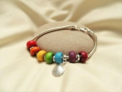 Rainbow of Hope bracelet