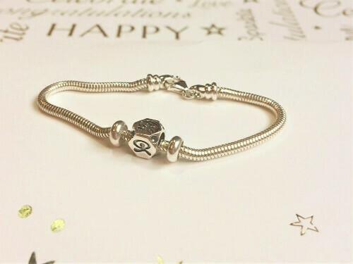 Indalo Man bracelet ~  silver, dancing