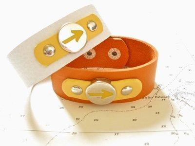 Way of St James Arrow symbol cuff bracelet - Have Faith