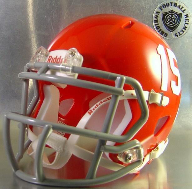 Alief-Taylor Lions HS 2013-2015 (TX) - mini-helmet
