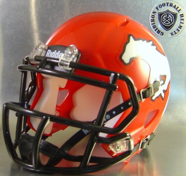 Galena Park North Shore Mustangs HS 2014-2015 (TX)- mini-helmet