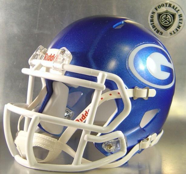 Grand Prairie Gophers HS 2013-2016 (TX)  - mini-helmet