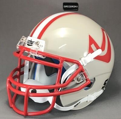 Converse Judson Rockets HS (TX) 1988, 92, 93, 95 State Champions - mini-helmet