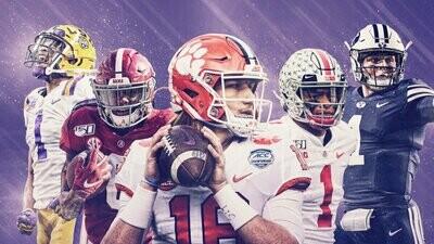 2021 NFL Draft 10 Pack - SL Team sheet
