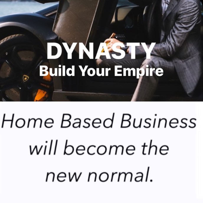 DYNASTY MEDIA START-UP GUIDE (Easy To Follow Steps On How To Start Your Online Business)