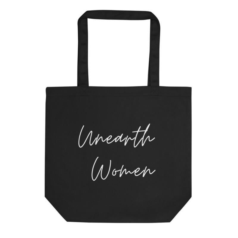Unearth Women Eco-Friendly Cotton Tote Bag