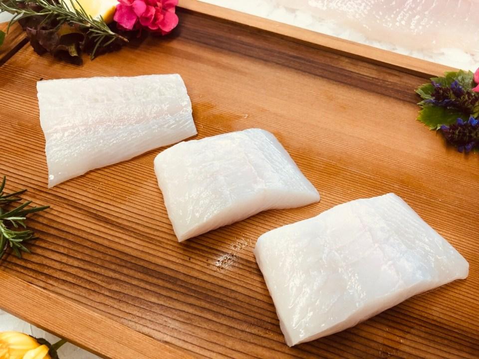 Wild Pacific Halibut (10 portions)