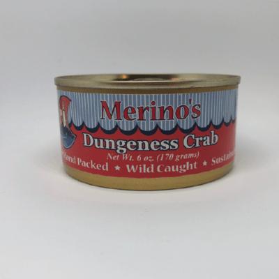 Merino's Dungeness Crab