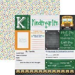 Kindergarten Cardstock