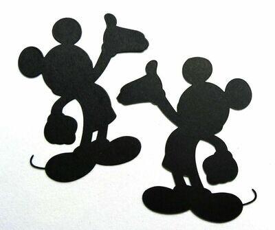 Mickey Die Cut