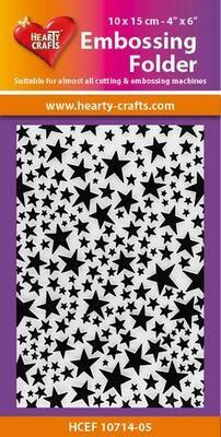Star Embossing Folder