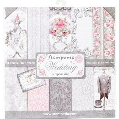Wedding Paper Pad