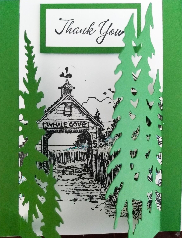 New England Coastal Card Kit