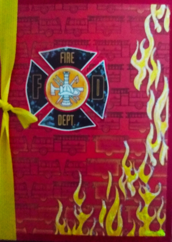 Firefighter Mini Album