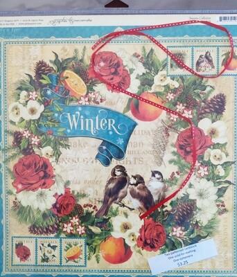 Graphic Winter