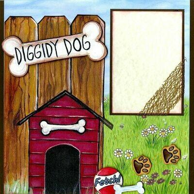 Diggidy Dog Kit