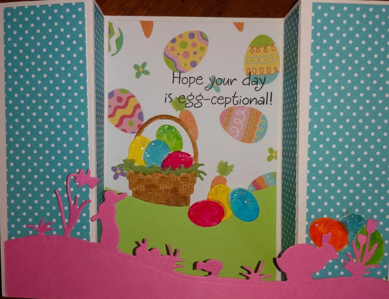 Easter Card Kit