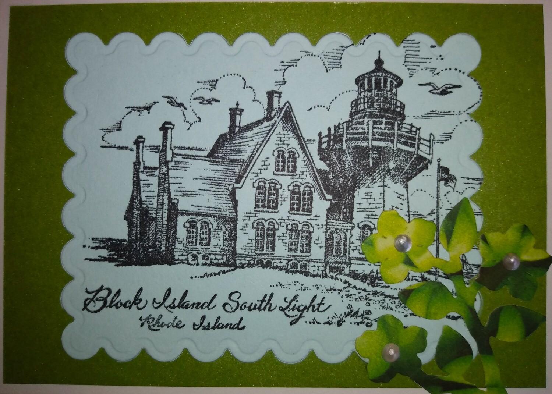 Spring on Block Island
